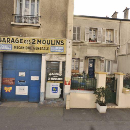 Garage Des 2 Moulins - Garage automobile - Maisons-Alfort