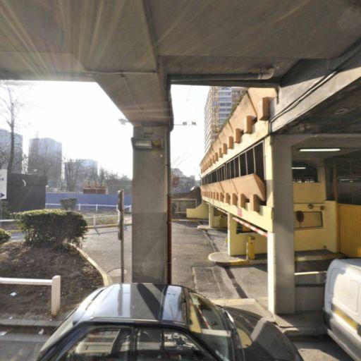 Parking Gymnase Paul Eluard - Parking - Bobigny