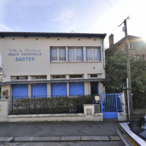 Ecole Maternelle Danton - École maternelle publique - Montreuil