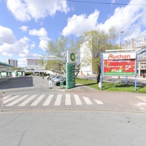 Parking Val de Fontenay - Parking - Fontenay-sous-Bois