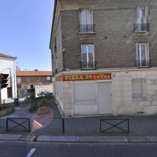 Tovel Pizza Et Tovel Suhsi Damo - Restaurant - Fontenay-sous-Bois