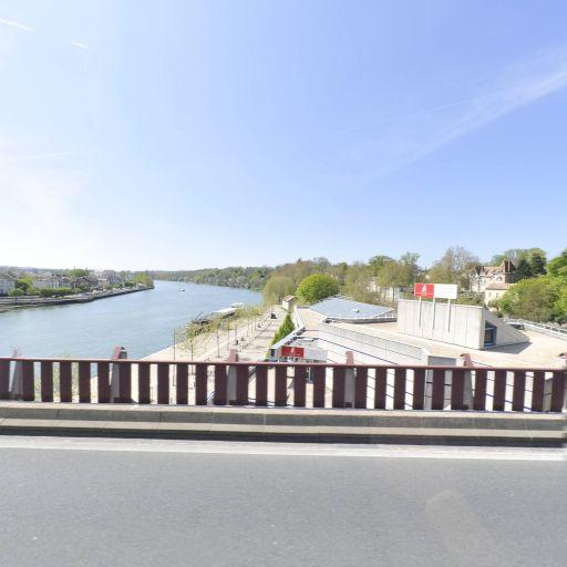 Parking Port Fluvial - Parking - Melun