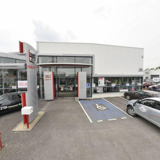 Hyundai - Concessionnaire automobile - Beauvais