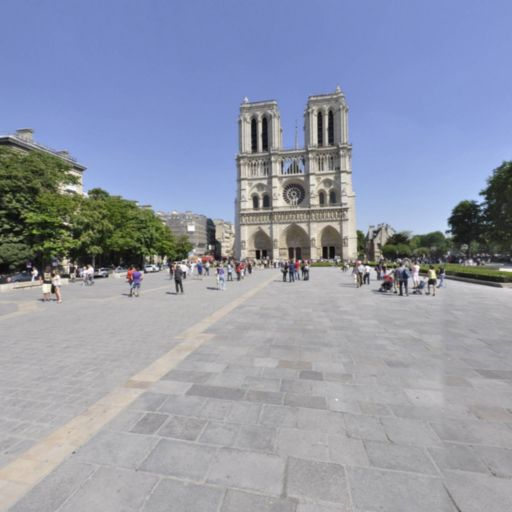 Crypte Archéologique du Parvis Notre-Dame - Attraction touristique - Paris