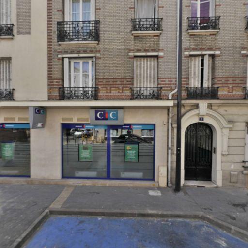 Cic - Banque - Vitry-sur-Seine