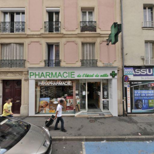 Pharmacie De L'Hôtel De Ville - Pharmacie - Alfortville