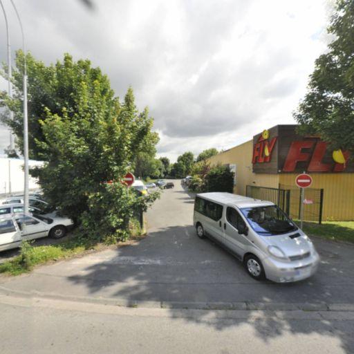 Lexus Toys Plus Lille - Concessionnaire automobile - Villeneuve-d'Ascq