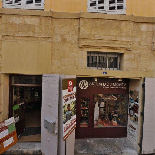 Artisans du Monde du Pays D Aix - Association humanitaire, d'entraide, sociale - Aix-en-Provence