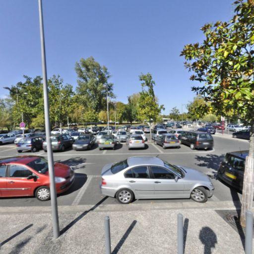 Parking Pompidou - Parking - Pessac