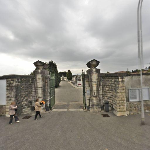 Nouveau cimetière - Cimetière - Tassin-la-Demi-Lune