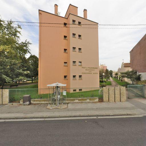CCAS-Centre Communal D'Action Sociale Administration - Maison de retraite et foyer-logement publics - Villeurbanne