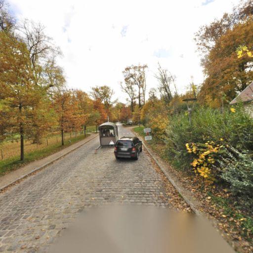 Parking Domaine National de Saint-Cloud - Parking - Marnes-la-Coquette
