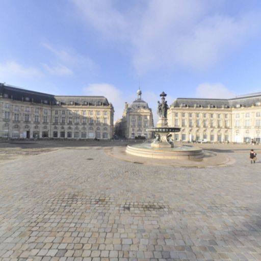 Place de la Bourse - Attraction touristique - Bordeaux