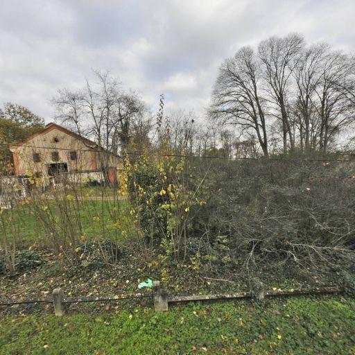 Jardin de Barry - Parc et zone de jeu - Toulouse