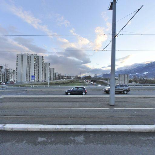 Aire de covoiturage Pont de Catane, Grenoble - Aire de covoiturage - Grenoble