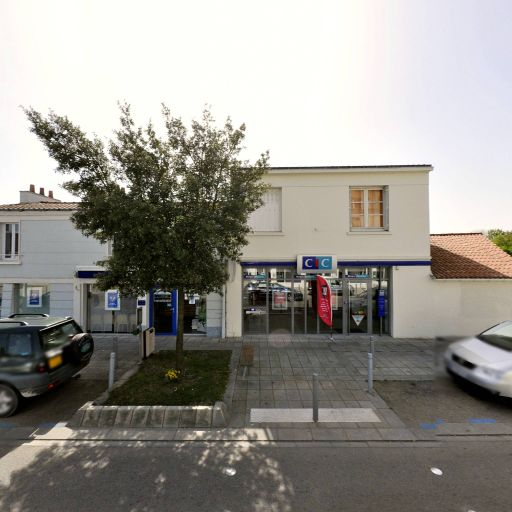 Cic - Banque - Les Sorinières