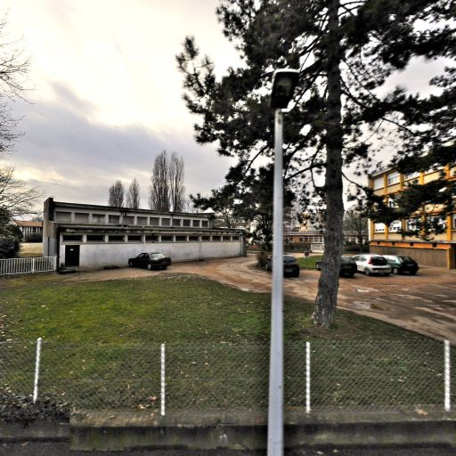 Gymnase des Blanchettes - Gymnase - Mâcon