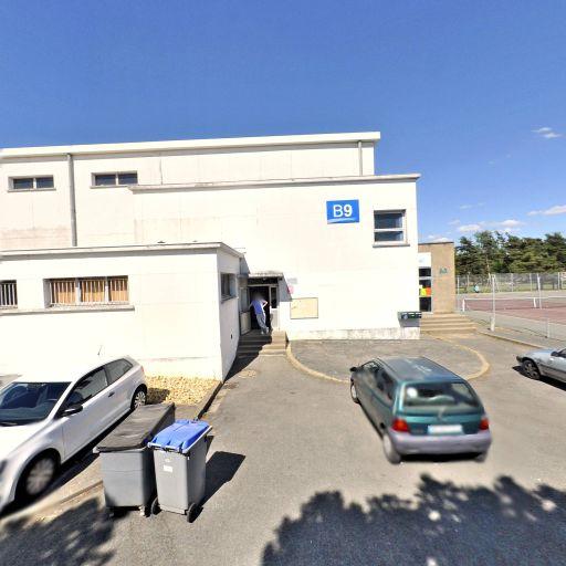 Gymnase Universitaire 2 - Gymnase - Poitiers