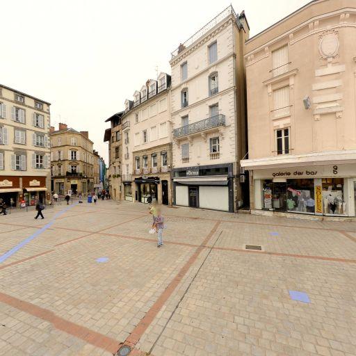 Halles - Attraction touristique - Limoges