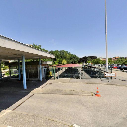 Parking Indigo - Parking public - Strasbourg