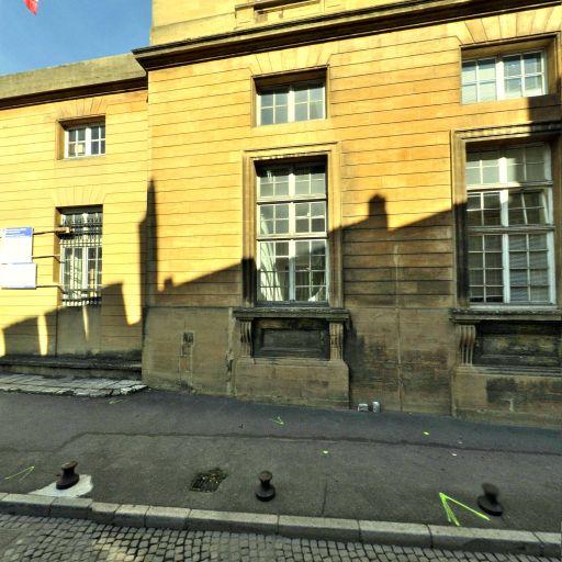 Cour d'Appel de Metz - Tribunal et centre de médiation - Metz