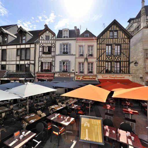 L'Annexe Tout Simplement - Restaurant - Troyes