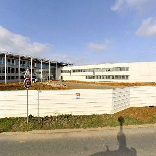Aire de covoiturage Ecole polytechnique - Aire de covoiturage - Palaiseau