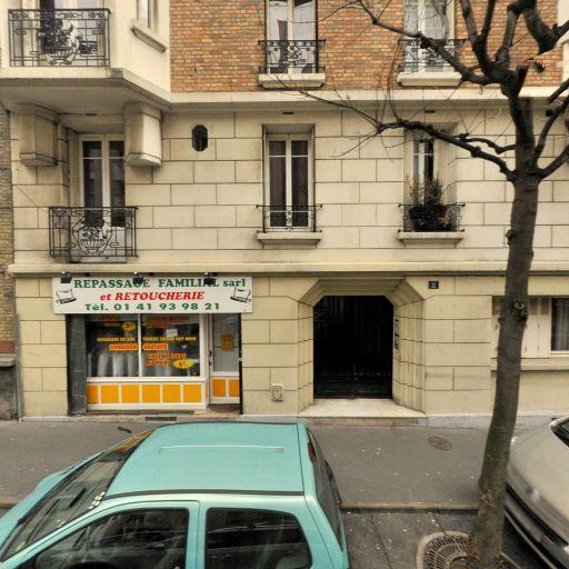 Repassage Familial - Ménage et repassage à domicile - Vincennes