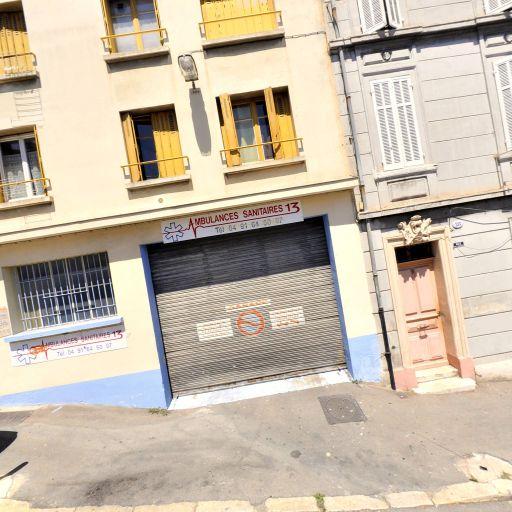 Ambulances Sanitaires 13 - Ambulance - Marseille