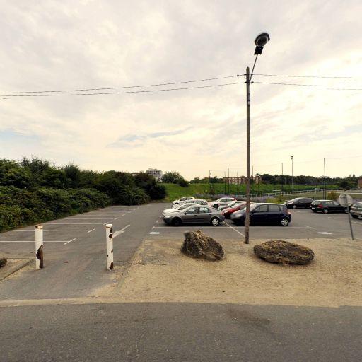 Parking Curie - Parking - Évry-Courcouronnes