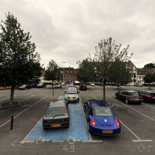 Parking Foch - Parking - Beauvais