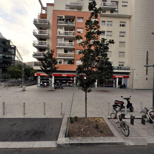 Parking Gare Rer de Saint-Ouen - Parking - Saint-Ouen