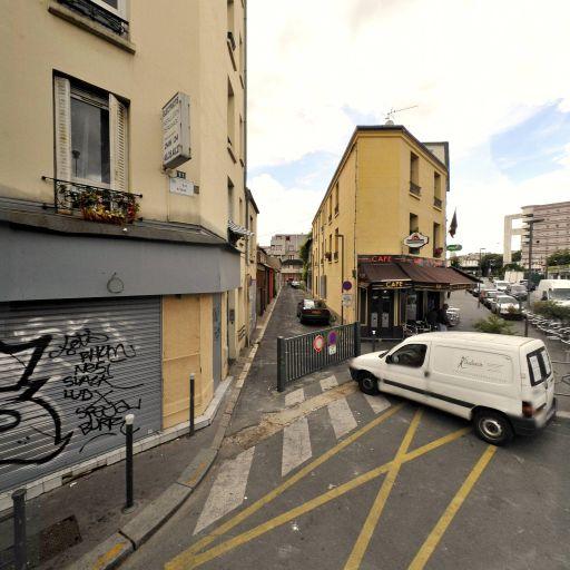 RH Services - Parking public - Saint-Ouen