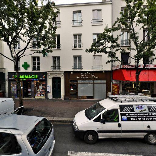 Pharmacie Du Marché - Pharmacie - Saint-Ouen