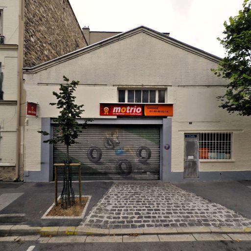 Menauto - Garage automobile - Saint-Ouen