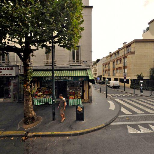 Merbouche Djedjigua - Agence de publicité - Vincennes