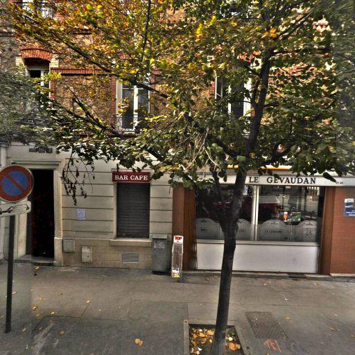 Le Gevaudan - Café bar - Pantin