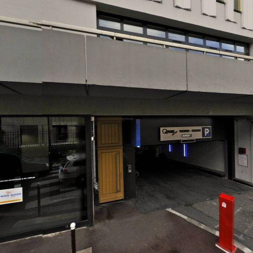 Parking Théâtre Europe - Parking - Sèvres