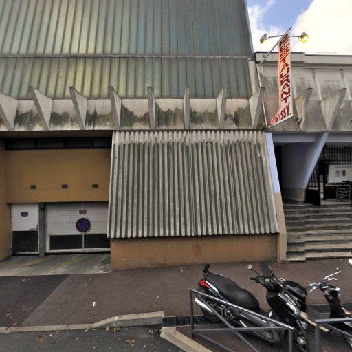 FF Issy - Club de sport - Issy-les-Moulineaux