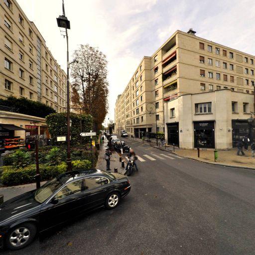 Bagatelle - Parking public - Neuilly-sur-Seine