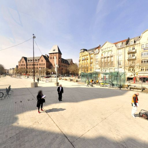 Borne de rechargement FR1 - Urbis Park - Gare - Borne de recharge - Metz