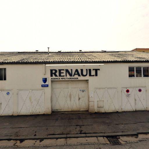 Thiringer M.P.G - Garage automobile - Metz