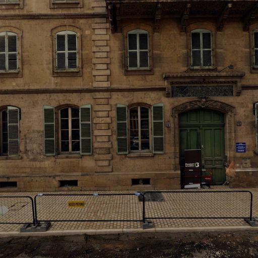 Frédérique-Marie Pellin - Masseur kinésithérapeute - Metz