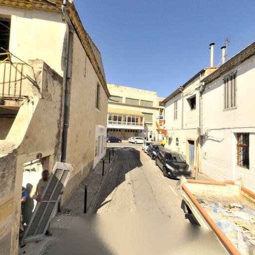 Amicale Des Associations Philateliques Du Gard - Philatélie - Nîmes