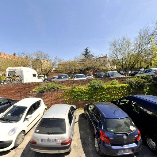 Parking Bondidou - Parking - Albi