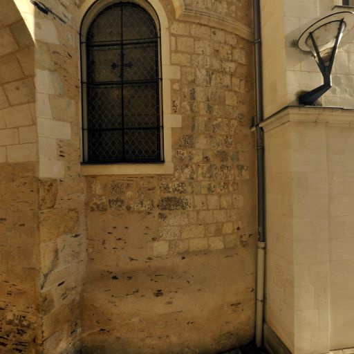 Temple protestant - Attraction touristique - Angers
