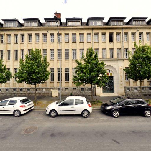 Chabanol Delphine - Orientation et information scolaire et professionnelle - Angers