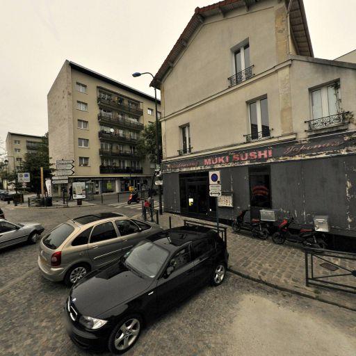 Saint Etienne Michael - Architecte - Bagneux
