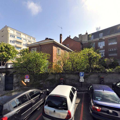 Parking Hôtel de Ville - Parking - Sceaux