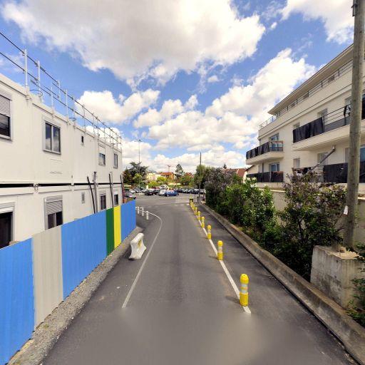 Parking Place des Anciens Combattants d'Afrique du Nord - Parking - Antony